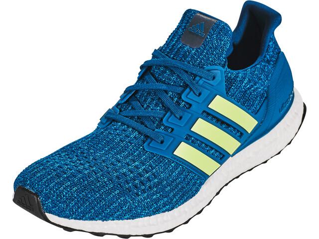 adidas UltraBoost Running Shoes Herren legend marine/hi-res yellow/ftwr white